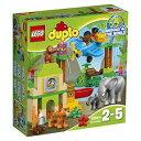 レゴ デュプロ 世界のどうぶつ ジャングルセット 10804【新品】 LEGO 知育玩具 【宅配便のみ】
