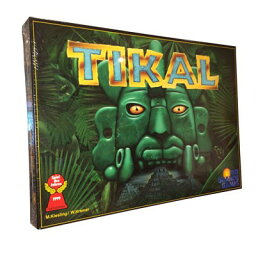 Tikal (ティカル) 【並行輸入品】【新品】ボードゲーム アナログゲーム テーブルゲーム ボドゲ 【宅配便のみ】