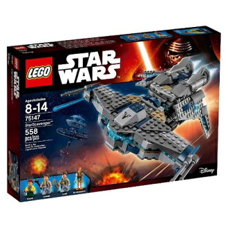 Lego星球大戰明星·sukavenja 75147 LEGO星球大戰智育玩具