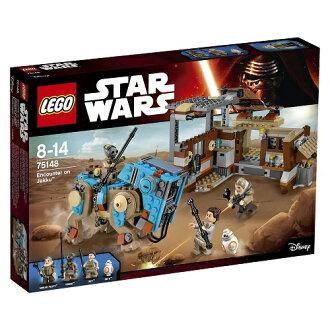 樂高星球大戰傑克戰鬥 75148 樂高星球大戰益智玩具