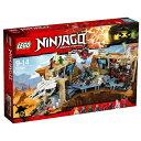 レゴ ニンジャゴー 洞窟基地 ニンジャベースX 70596【新品】 LEGO 知育玩具 【宅配便のみ】