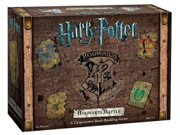 Harry Potter Hogwarts Battle A Cooperative Deck Building Game (ハリーポッター) 【並行輸入品】【新品】ボードゲーム アナログゲーム テーブルゲーム ボドゲ 【宅配便のみ】