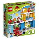 レゴ デュプロ デュプロ(R)のまち たのしいおうち 10835【新品】 LEGO 知育玩具 【宅配便のみ】