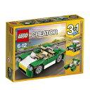 レゴ クリエイター 緑のオープンカー 31056【新品】 LEGO 知育玩具 【メール便不可】