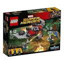 レゴ スーパー・ヒーローズ ラヴェジャーの襲撃 76079【新品】 LEGO MARVEL 知育玩具 【宅配便のみ】