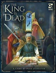 The King is Dead (ザ・キング イズ デッド) 【並行輸入品】【新品】ボードゲーム アナログゲーム テーブルゲーム ボドゲ 【宅配便のみ】