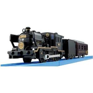 プラレール S-51 8620系蒸気機関車SL人吉号【新品】 タカラトミー 車両 本体 【宅配便のみ】