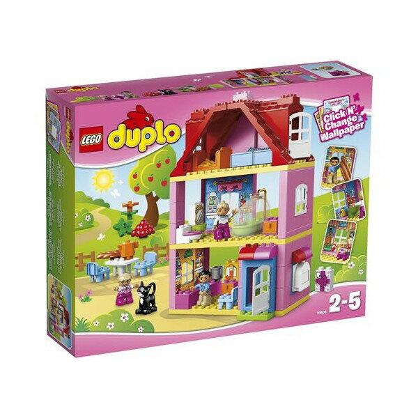 レゴ デュプロ プレイハウス 10505【新品】 LEGO 知育玩具 【宅配便のみ】
