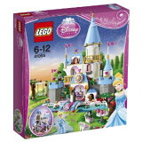 レゴ ディズニープリンセス ディズニープリンセス シンデレラの城 41055【新品】 LEGO Disney 姫 知育玩具 【宅配便のみ】