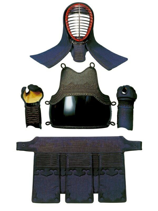 剣道 防具セット 最高級日本仕立1.0分刺 手刺防具セット 「煌心(こうしん)」剣道具(防具)なら剣道良品館!