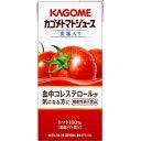 カゴメ トマトジュース 食塩入り 1L×6
