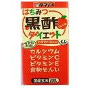 タマノイ酢 はちみつ黒酢ダイエット 125ml×24
