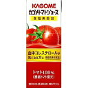 ショッピングトマト カゴメ トマトジュース 食塩無添加 200ml×24本
