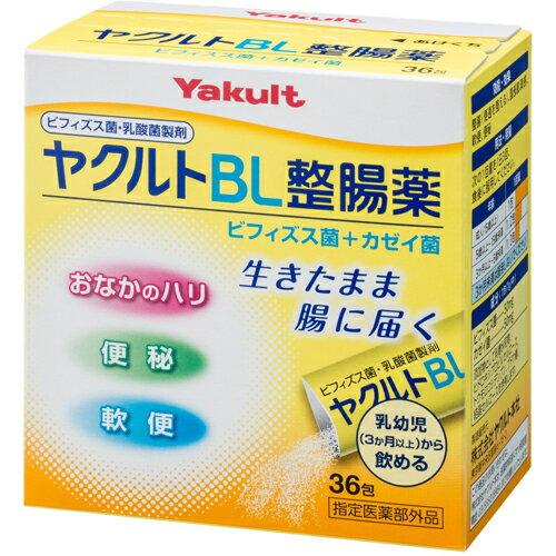 ヤクルトBL整腸薬 36包の商品画像