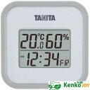 デジタル温湿度計(タニタ)TT−558(グレー)