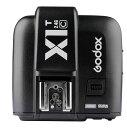 (受注生産) Godox (ゴドックス) X1J TTL ワイヤレスフラッシュトリガーセット [日本正規版] X1TCJ キヤノン用送信機 ※受注生産※【送料無...