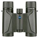 【即配】ZEISS Terra ED Pocket 10x25 black 双眼鏡 Carl Zeiss カールツァイス カールツアイス【送料無料】【あす楽対応】