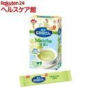 森永 Eお母さん 抹茶風味(18g*12本入)【Eお母さん】
