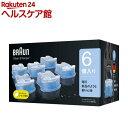 ブラウン クリーン&リニューシステム専用 洗浄液 カートリッジ CCR6(6コ入)