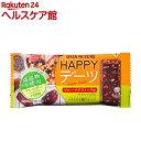 HAPPYデーツ フルーツグラノーラ味(4本入)【ハッピーデーツ】