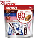 SOYJOY(ソイジョイ) カロリーコントロール80(9本入...
