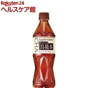 サントリー ウーロン茶(525mL*24本入)【サントリー ウーロン茶(SUNTORY)】【送料無料】