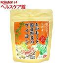 TAC21 あかもくと国産野菜のブイヨン(80g)