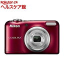 ニコン デジタルカメラ クールピクス A10 レッド(1台)...