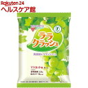 蒟蒻畑 ララクラッシュ マスカット味(24g*8コ入)【蒟蒻...