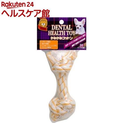 かみかみコットン バニラの香り SS(1本入)【かみかみコットン】
