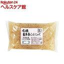 ムソー 有機生芋糸こんにゃく・広島原料 81706(150g)