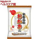 フードケア やわらかおかき 砂糖しょうゆ(10g*8パック)【フードケア】