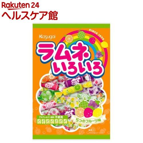 春日井製菓 ラムネいろいろ(82g)