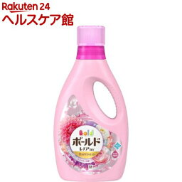 <strong>ボールド</strong> <strong>レノア</strong>inハピネス アロマティックフローラル&サボンの香り 本体(850g)【<strong>ボールド</strong>】