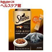 シーバデュオ プラス ヘアボールクリア(200g)【シーバ(Sheba)】