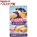 ぐーぴたっ クッキー ブルーベリーチーズケーキ(標準15g*3本入)【ぐーぴたっ】