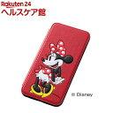 レイ・アウト iPhone6 ディズニー・ポップアップフラップ/合皮/ミニー RT-DP7J/MN(1コ入)【レイ・アウト】