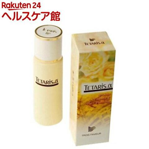 薬用育毛剤 テタリスアルファ (さらさら 無香性) (100mL)【テタリス】