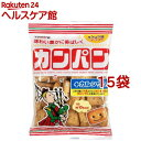 三立製菓 小袋カンパン(100g*15コセット)[防災グッズ 非常食]