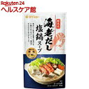 ダイショー ダイショー 鮮魚亭 海老だし塩鍋スープ(750g)