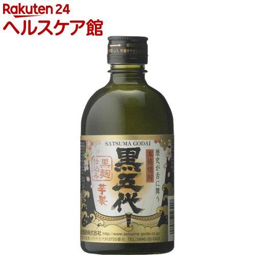 山元酒造 さつま黒五代 芋焼酎 25度(300mL)