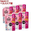 エマール 洗濯洗剤 アロマティックブーケの香り 詰め替え 特大サイズ(900ml*6袋セット)【エマール】