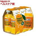 C1000 ビタミンオレンジ(140mL*6本入)【C1000】