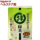 OSK 徳用 緑茶 ご家庭用 2gX40