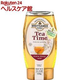 ブライトザマー アカシアハニー <strong>スクイーズ</strong>ボトル入り(350g)【ブライトザマー】