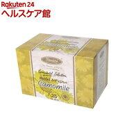 コンチネンタルセレクション カモミール(25袋入)【プリミアスティー】