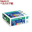 エコリカ IC6CL70L 互換リサイクルインクカートリッジ ECI-E70L-6P(1コ入)【送料無料】