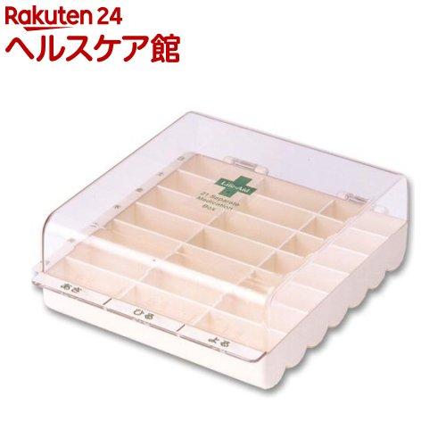 くすり整理ボックス アイボリー(1コ入)