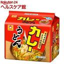 マルちゃん カレーうどん 甘口(5食入)