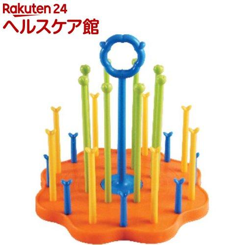 哺乳瓶ホルダーオレンジ(1コ入)ベビークラフト